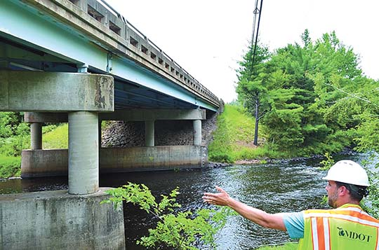 U.P. has nearly 1,000 bridges of all sizes – fewer than half are rated good – the rest are fair or poor