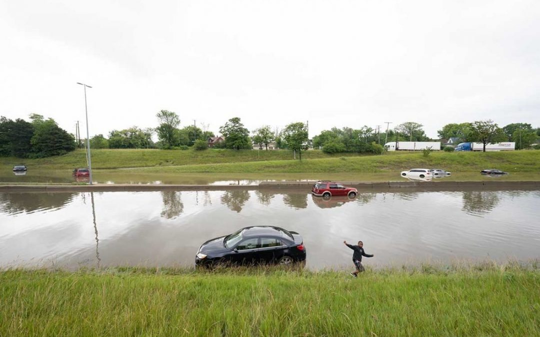 Detroiters demand solutions after massive flooding
