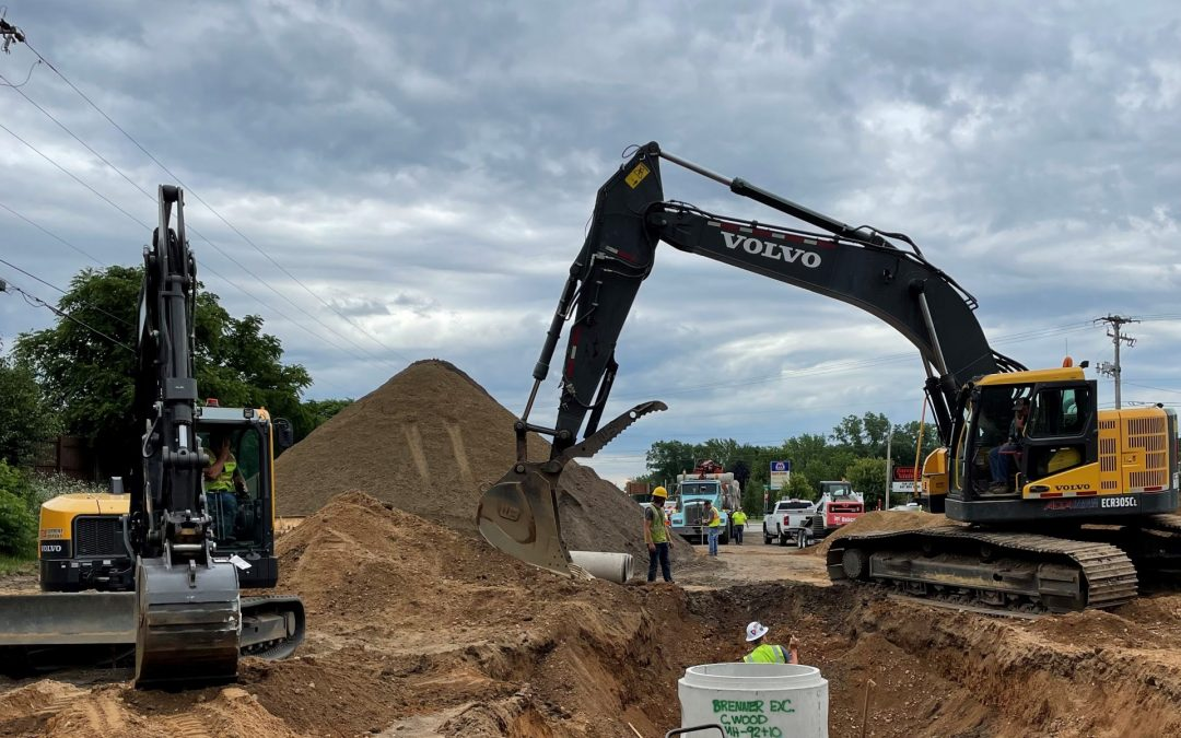 Fixing MI State: Brenner Excavating
