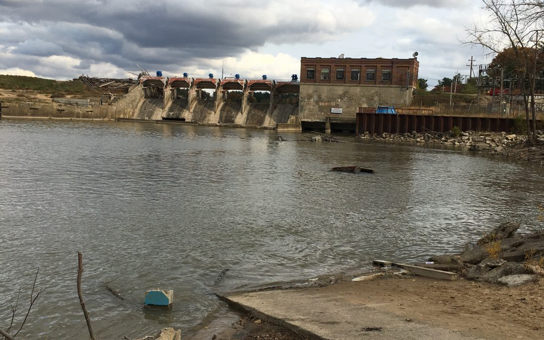What does Michigan's budget mean for dam restoration?